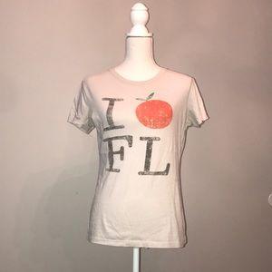 I 🍊 FL T-shirt